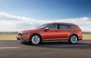 VW Passat Alltrack 2016