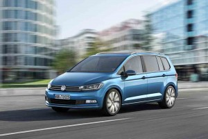 Der neue VW Touran - Modelljahrgang 2016