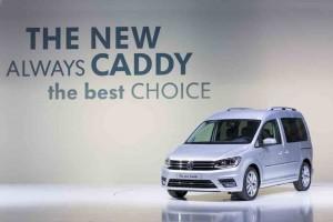 VWN Caddy 2016
